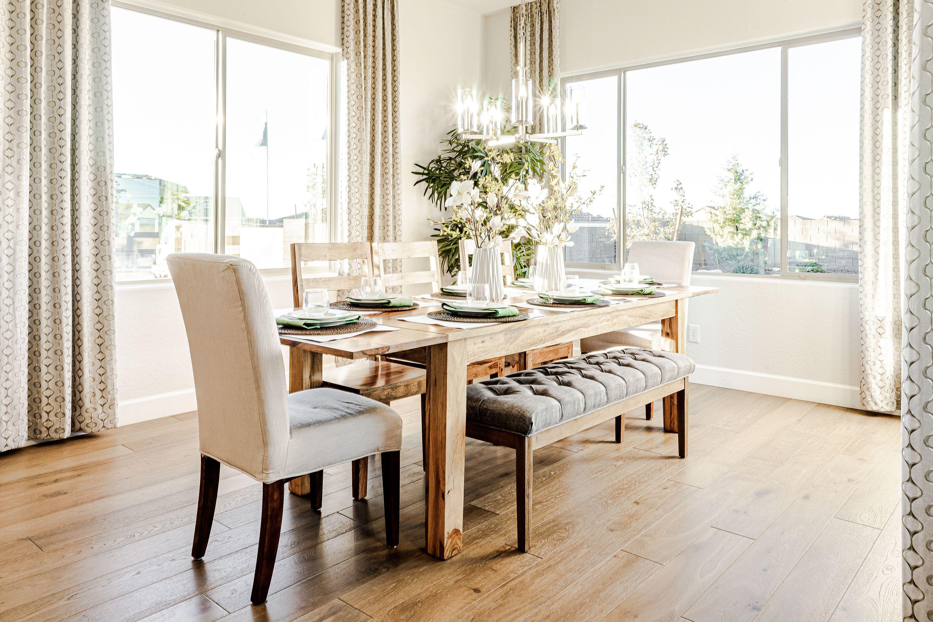 Kitchen featured in the Keystone By Dorn Homes  in Prescott, AZ