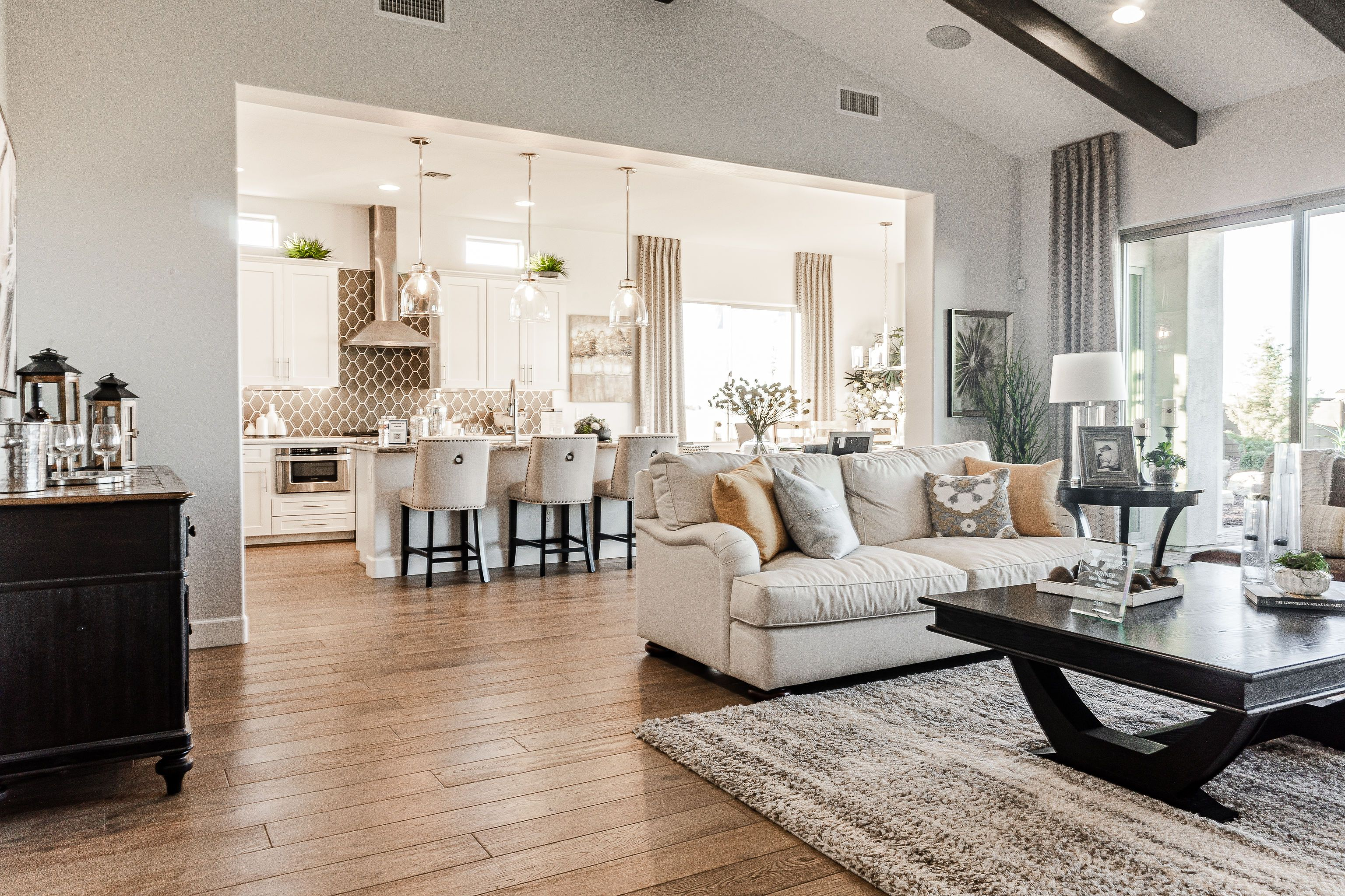 Living Area featured in the Keystone By Dorn Homes  in Prescott, AZ