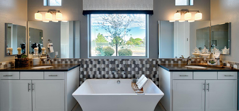 Bathroom featured in the Telluride By Dorn Homes  in Prescott, AZ