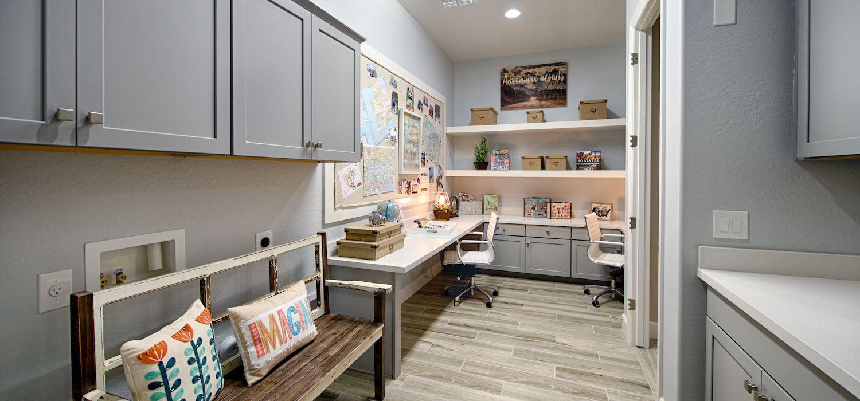 Kitchen featured in the Sheridan By Dorn Homes  in Prescott, AZ