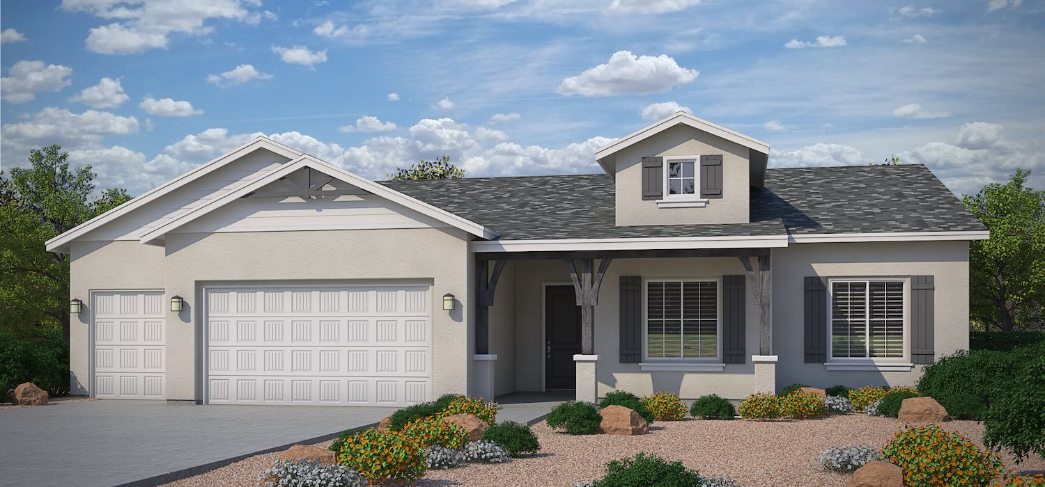 Exterior featured in the Keystone By Dorn Homes  in Prescott, AZ