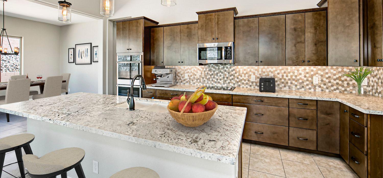 Kitchen featured in the Telluride By Dorn Homes  in Prescott, AZ