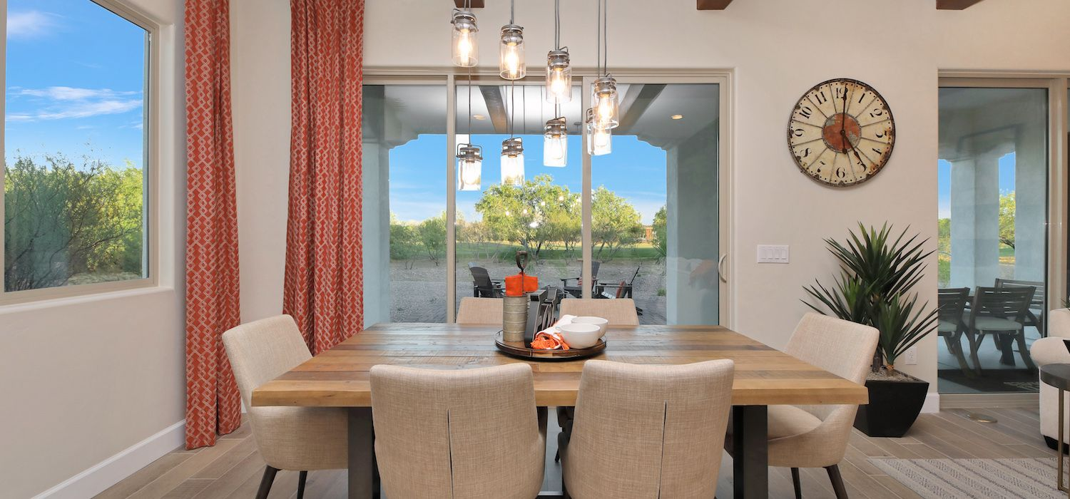 Living Area featured in the Verbena By Dorn Homes  in Tucson, AZ
