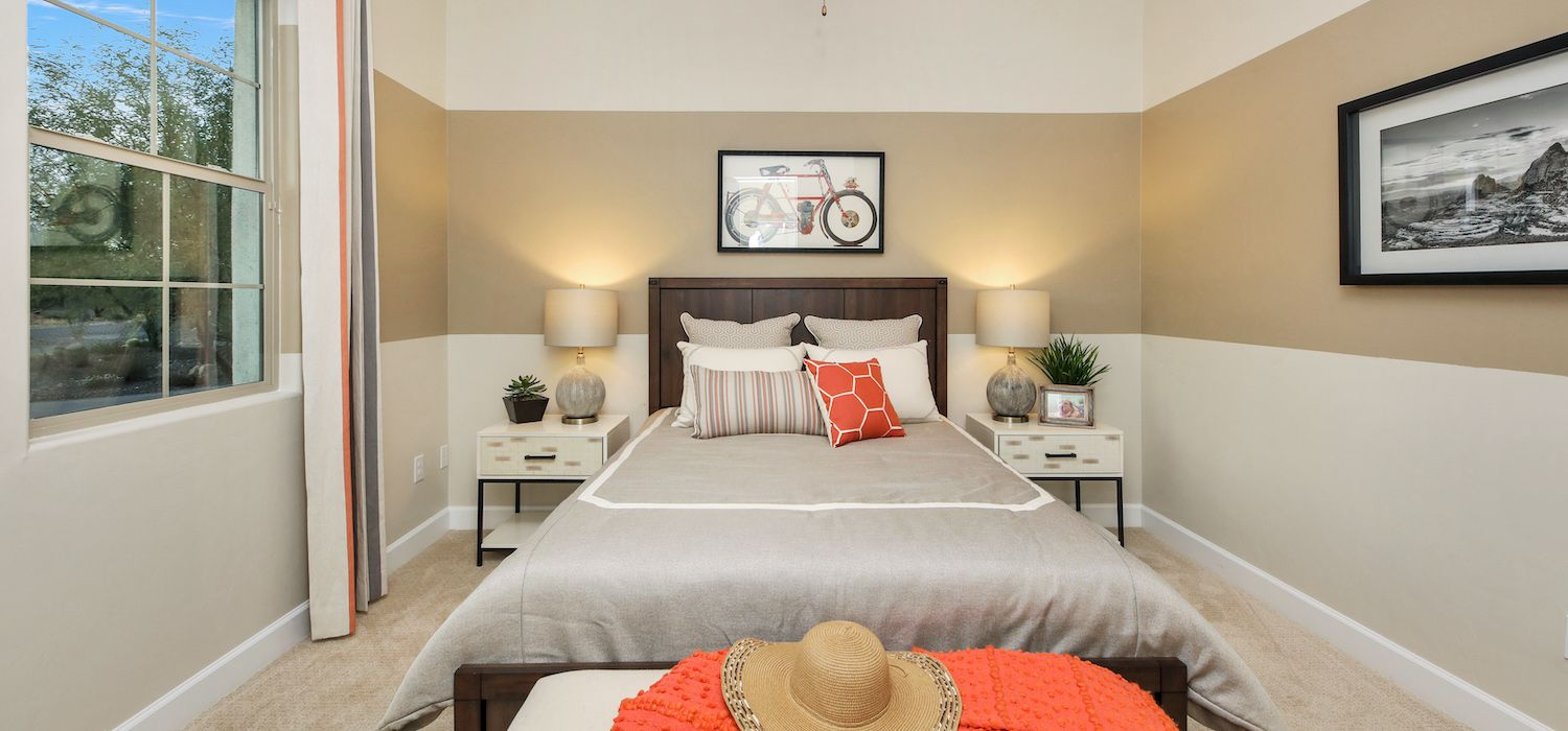 Bedroom featured in the Verbena By Dorn Homes  in Tucson, AZ