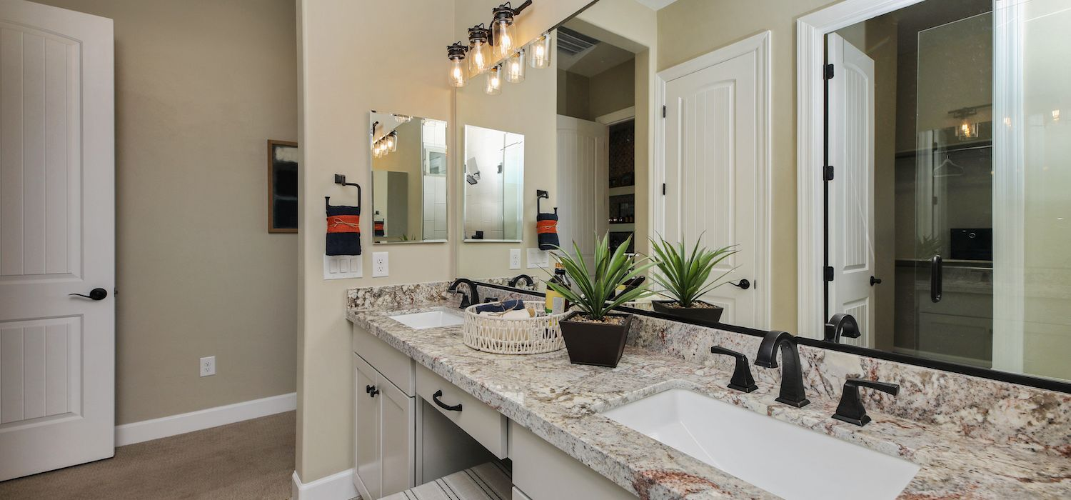 Bathroom featured in the Verbena By Dorn Homes  in Tucson, AZ