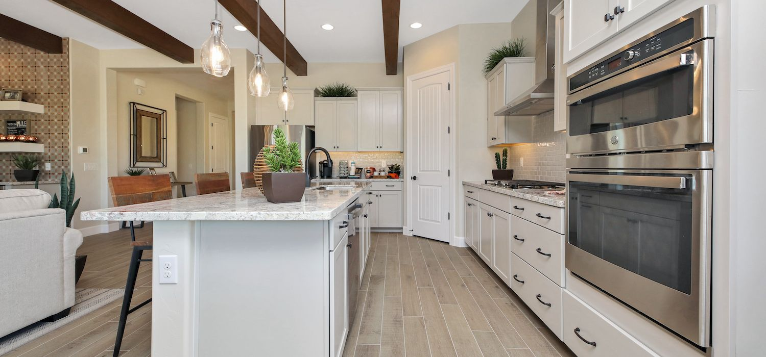 Kitchen featured in the Verbena By Dorn Homes  in Tucson, AZ