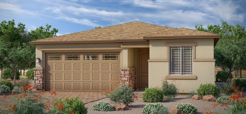 Exterior featured in the Iris By Dorn Homes  in Prescott, AZ