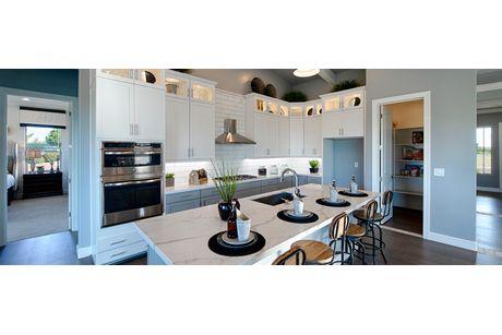 Kitchen-in-Ponderosa-at-Pronghorn Ranch-in-Prescott Valley