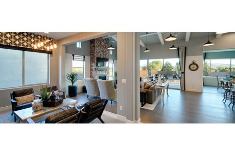 Greatroom-and-Dining-in-Ponderosa-at-Pronghorn Ranch-in-Prescott Valley