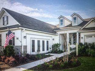 Waterman's Bluff by Dostie Homes in Jacksonville-St. Augustine Florida