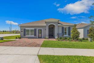 Preserve at Turtle Creek by Dream Home Finders in Orlando Florida