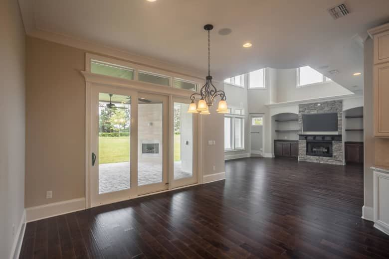 Kitchen featured in the Tuscany Plan By Dream Home Finders in Jacksonville-St. Augustine, FL