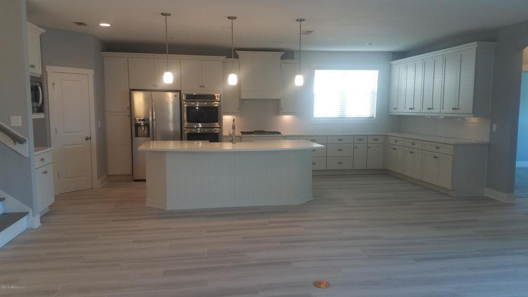 Kitchen featured in the Plan 2869 By Dream Home Finders in Jacksonville-St. Augustine, FL