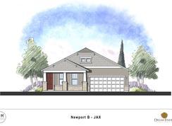 Newport - Beacon Lake 53' Homesites: Saint Augustine, Florida - Dream Finders Homes