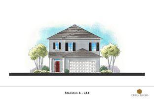 Stockton - Antigua: Saint Augustine, Florida - Dream Finders Homes