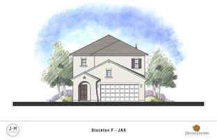 Stockton - Beacon Lake 43' Homesites: Saint Augustine, Florida - Dream Finders Homes