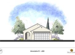 Avondale - Beacon Lake 43' Homesites: Saint Augustine, Florida - Dream Finders Homes