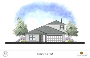 Amherst II - Meadow Ridge: Saint Augustine, Florida - Dream Finders Homes