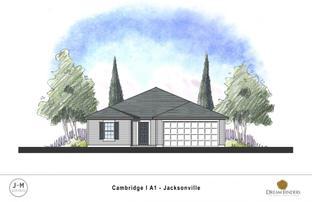 Cambridge I - Meadow Ridge: Saint Augustine, Florida - Dream Finders Homes