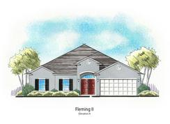 Fleming II - Eagle Landing: Orange Park, Florida - Dream Finders Homes