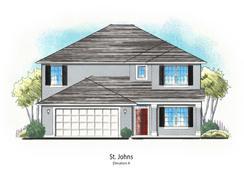 St. Johns - Eagle Landing: Orange Park, Florida - Dream Finders Homes