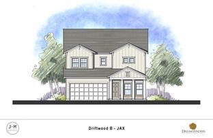 Driftwood - Beacon Lake 53' Homesites: Saint Augustine, Florida - Dream Finders Homes