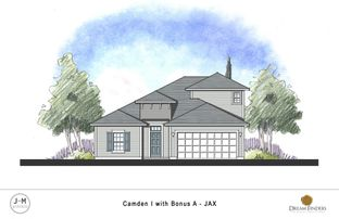 Camden I with Bonus - SilverLeaf - Holly Forest: Saint Augustine, Florida - Dream Finders Homes