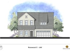 Rosewood - SilverLeaf - Holly Forest: Saint Augustine, Florida - Dream Finders Homes