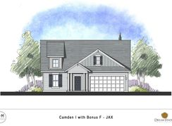 Camden I with Bonus - Wilford Preserve: Orange Park, Florida - Dream Finders Homes