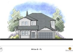 Willow - SilverLeaf - Holly Forest: Saint Augustine, Florida - Dream Finders Homes