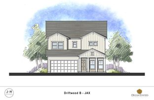 Driftwood - SilverLeaf - Holly Forest: Saint Augustine, Florida - Dream Finders Homes