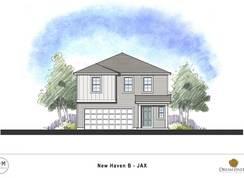 New Haven - Meadow Ridge: Saint Augustine, Florida - Dream Finders Homes