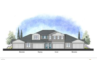 Beacon Lake Townhomes - Harborside by Dream Finders Homes in Jacksonville-St. Augustine Florida