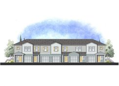 Crane - Silverleaf - Holly Forest Townhomes: Saint Augustine, Florida - Dream Finders Homes