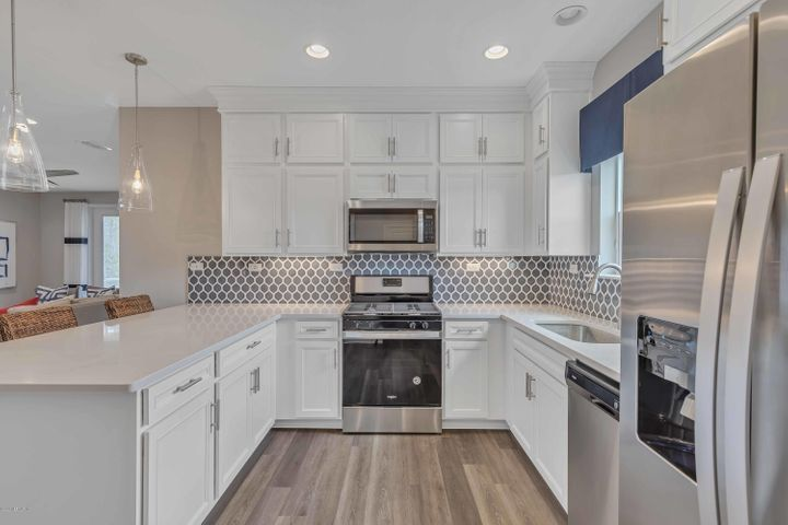 Kitchen featured in the Stockton By Dream Finders Homes in Jacksonville-St. Augustine, FL