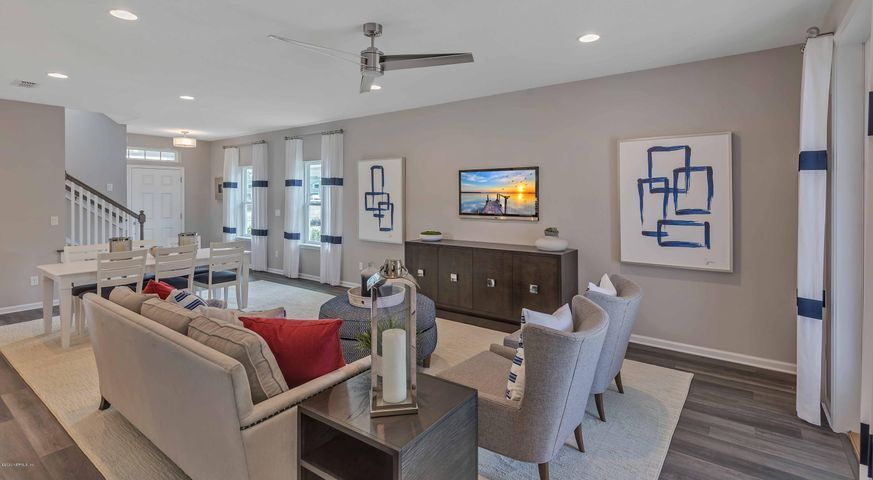 Living Area featured in the Stockton By Dream Finders Homes in Jacksonville-St. Augustine, FL