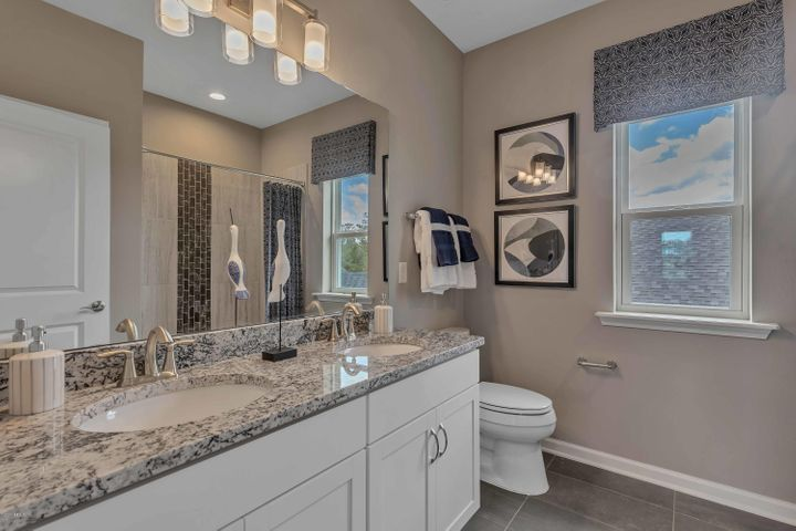 Bathroom featured in the Stockton By Dream Finders Homes in Jacksonville-St. Augustine, FL