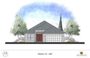Edison - Wilford Preserve: Orange Park, Florida - Dream Finders Homes