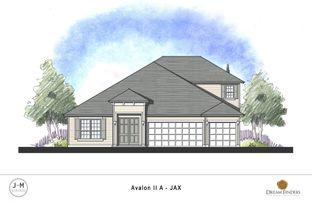 Avalon II - Grand Landings: Palm Coast, Florida - Dream Finders Homes
