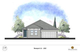 Newport - SilverLeaf - Holly Forest: Saint Augustine, Florida - Dream Finders Homes