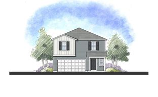 Dutton Island Oaks - Now Selling! by Dream Finders Homes in Jacksonville-St. Augustine Florida