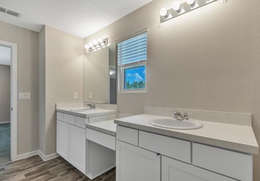 Bathroom featured in the Vilano By Dream Finders Homes in Jacksonville-St. Augustine, FL