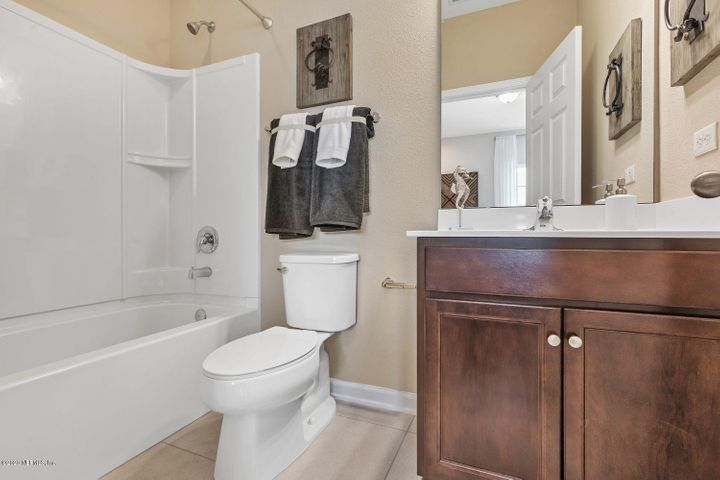 Bathroom featured in the Crane By Dream Finders Homes in Jacksonville-St. Augustine, FL