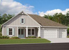 Montauk - Beacon Lake 73' Homesites: Saint Augustine, Florida - Dream Finders Homes