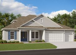 Montauk II - Beacon Lake 73' Homesites: Saint Augustine, Florida - Dream Finders Homes