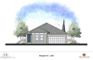 Newport - Wilford Preserve: Orange Park, Florida - Dream Finders Homes
