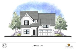Sanibel - Seaside Vista: Saint Augustine, Florida - Dream Finders Homes