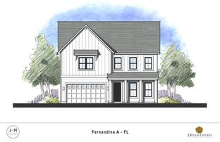 Fernandina - Seaside Vista: Saint Augustine, Florida - Dream Finders Homes