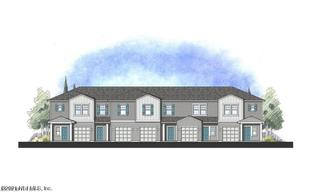 Silverleaf - Holly Forest Townhomes by Dream Finders Homes in Jacksonville-St. Augustine Florida