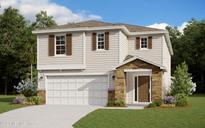 Meadow Ridge by Dream Finders Homes in Jacksonville-St. Augustine Florida